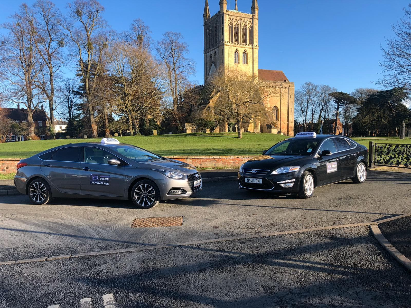 LM Private Hire Executive Saloons - Pershore taxi hire